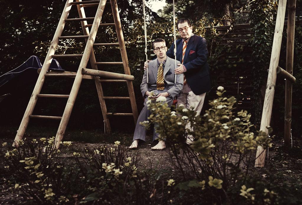 Erwin Steinhauser & Mathias Stein